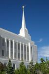 LDS Temple, Rexburg, Idaho